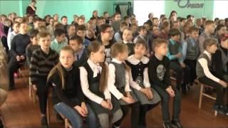 В Сланцах прошел Всероссийский отрытый урок по «Основам безопасности жизнедеятельности»