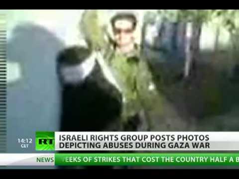 New photo-proofs of Gaza war abuse as Israeli Human Shield