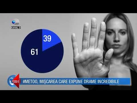 Stirile Kanal D (19.10.2017) - #METOO, miscarea care expune drame! Editie COMPLETA