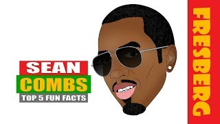 "Music History for Students | Sean ""Diddy"" Combs 