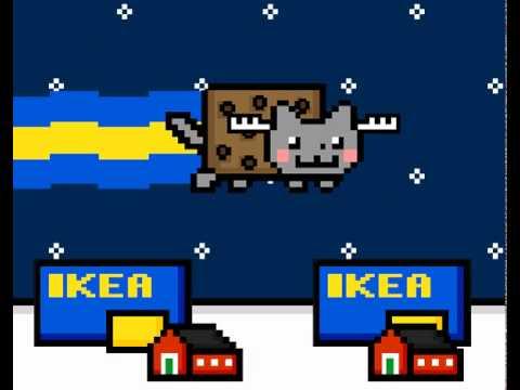 swedish nyan cat original youtube