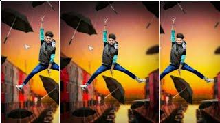 PicsArt Flying Man Editing In PicsArt picsart Flying man Editing Totorial 2019 | SUMIT EDITING ZONE
