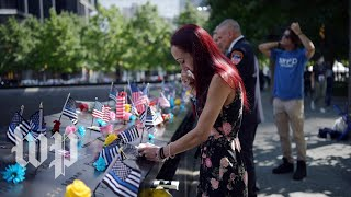 Scenes from NYC, Pentagon and Shanksville on 20th anniversary of Sept. 11 attacks
