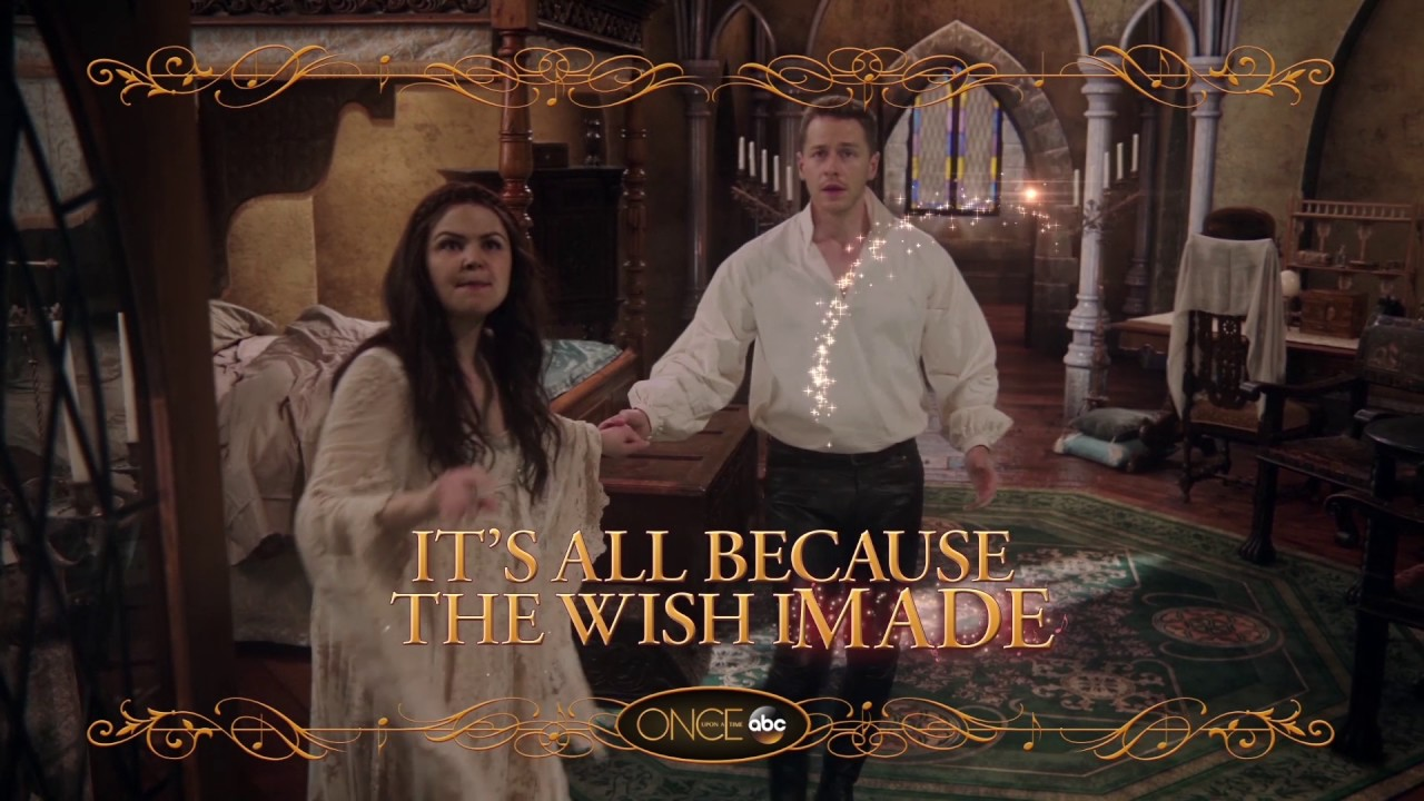Snow And Charming S Song Powerful Magic Once Upon A Time Youtube