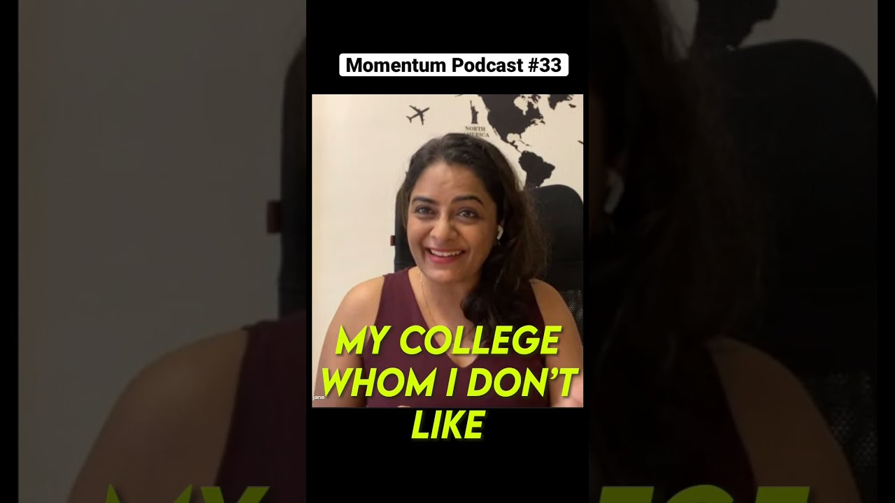 Talk to more People   Momentum Podcast #shorts