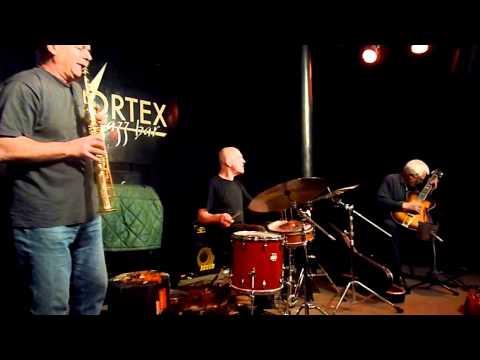 Michel Doneda, John Russell, Roger Turner @ the Vortex 17.1.11