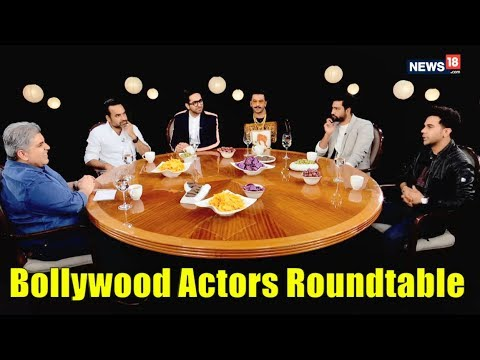 The Actors Roundtable 2018 With Rajeev Masand | Bollywood Roundtable Actors
