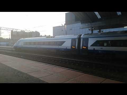 PKP KATOWICE   Ekspres Intercity Premium 5403  Gdynia Główna - Gliwice