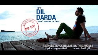 "Dil Darda ""Roshan Prince"" Punjabi Video Song Download"