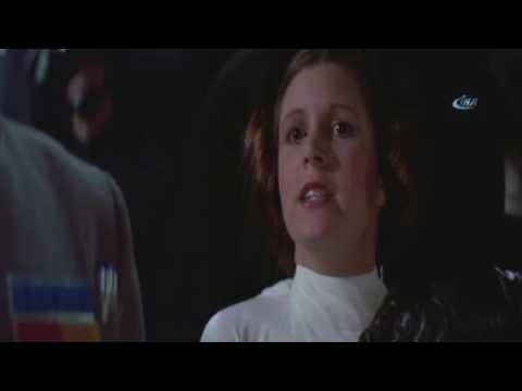 Ünlü oyuncu Carrie Fisher hayata gözlerini yumdu.