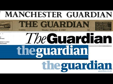 The Guardian's new look