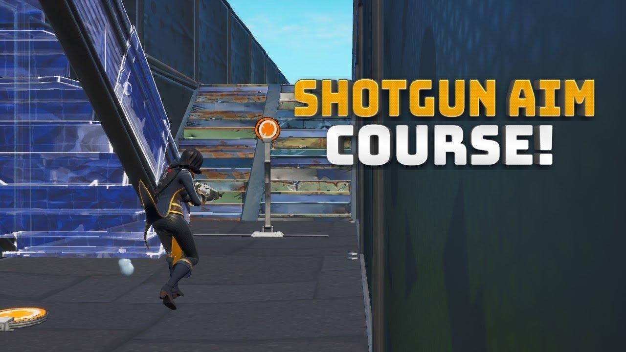 Shotgun Aim Edit Course Fortnite Battle Royale