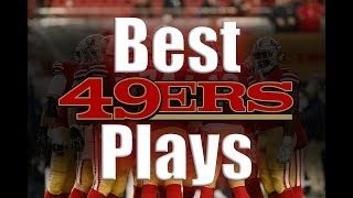 Best 49ers Plays From The 2018-19 Season