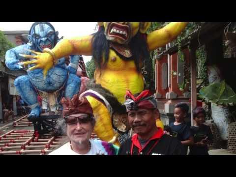 Bali: Ogoh ogoh #5 Padangtegal Ubud 2017 by Hans Smeekes