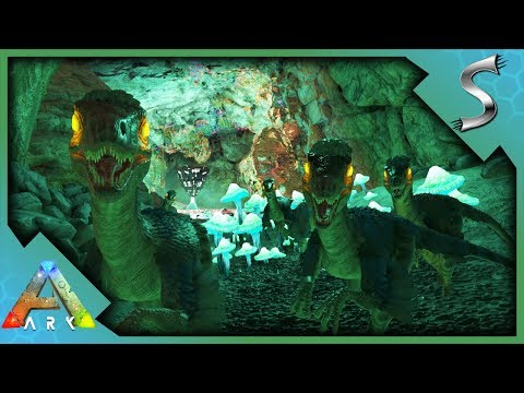 TROODON ARMY VS CAVE! TROODON BREEDING & IMPRINTING! - Ark: Survival Evolved [S3E33]