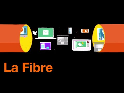 la fibre 100 fibre orange youtube. Black Bedroom Furniture Sets. Home Design Ideas