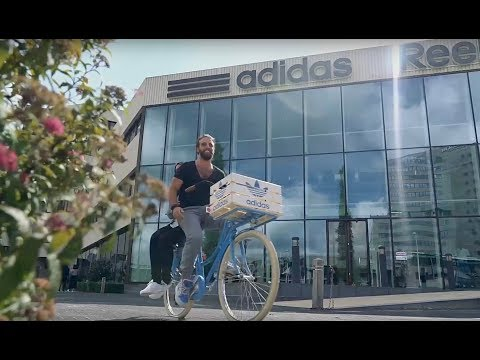 Working at adidas Group Amsterdam