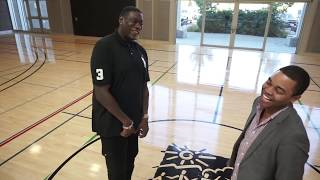 What's The Skinny Episode 7 With Shawn Kemp