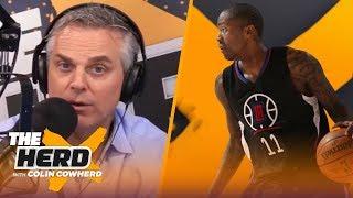 Jamal Crawford describes playing pickup with Michael Jordan, talks 'The Last Dance' | NBA | THE HERD