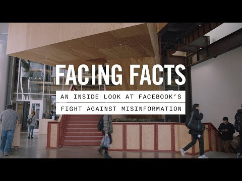 Facing Facts: An Inside Look At Facebook's Fight Against Misinformation