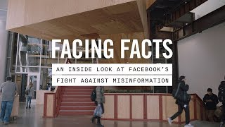 Facing Facts: An Inside Look At Facebook's Fight Against Misinformation thumbnail