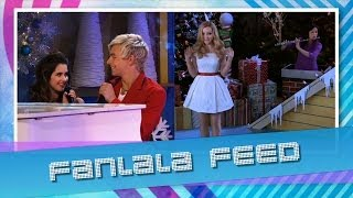 Austin & Ally and Liv & Maddie Celebrate the Holidays