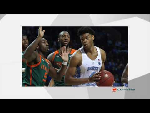 What goes into March Madness' biggest betting spreads?: Live From Las Vegas