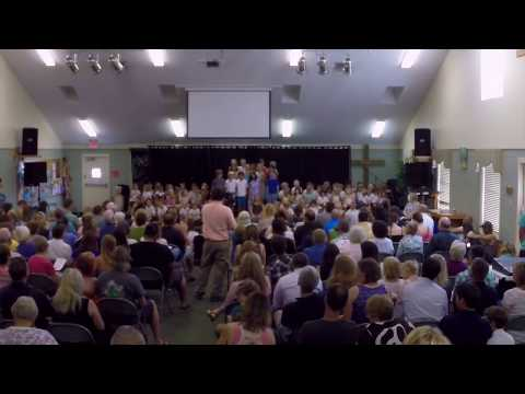 Heron Pond Montessori School 2015 End of Year Program - May 29, 2015