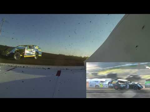 Aaron Turnbull On-Board @ Nodak Speedway (8/13/17)