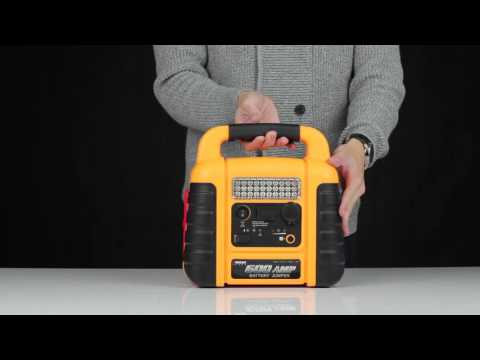 Wagan Tech 600 Amp battery Jumper (#2509) - Unboxing & Features