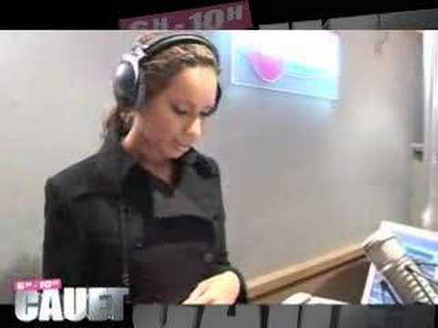 Leona Lewis sings LIVE in France 24th Jan '08
