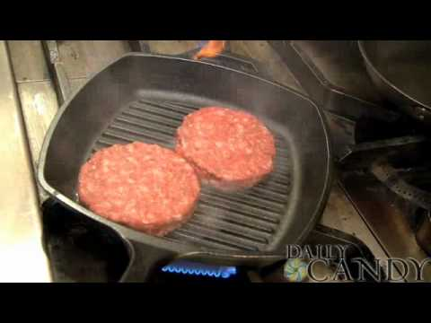 Daniel Boulud S Perfect Burger Youtube