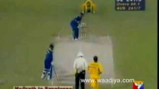 1996 Cricket World cup song-Chokra