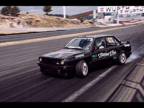 E30 S38B38 Drifting