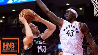 Toronto Raptors vs Melbourne United Full Game Highlights | 05.10.2018, NBA Preseason