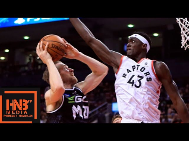 Toronto Raptors vs Melbourne United Full Game Highlights | 05.10.2018, NBA Preseason