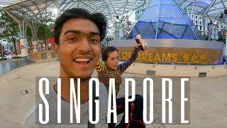 Atha Vlog #3 Singapore trip bareng keluarga