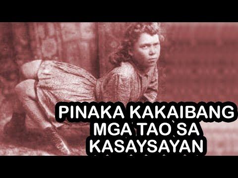 PINAKA KAKAIBANG MGA TAO SA KASAYSAYAN from YouTube · Duration:  9 minutes 11 seconds