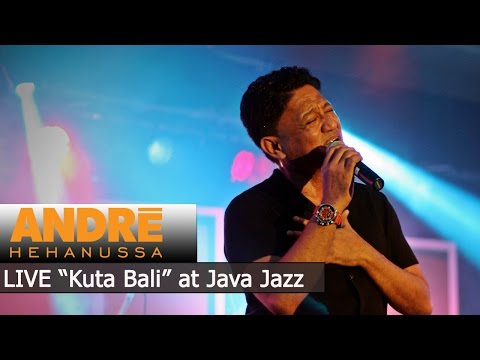 Andre Hehanussa - Kuta Bali (Live At Java Jazz 2016)