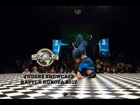 Nacera, Luan &  Xavier Plutus (Judges Showcase) | Bboy World | Battle Europa 2017