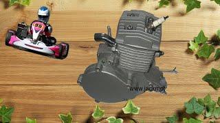 Веломотор F80 - Розпакування та огляд