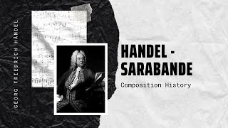 Handel - Sarabande