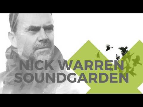 Nick Warren - Soundgarden (08.05.2017)