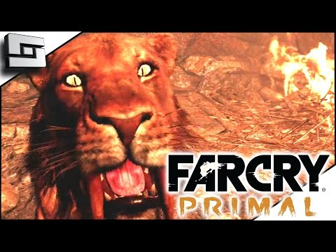 far cry primal how to tame the bloodfang sabertooth