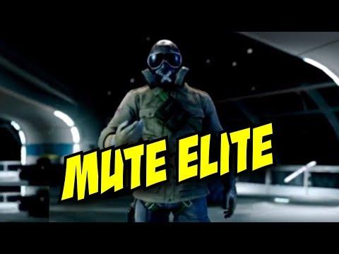 Rainbow Six Siege Mute Elite Victory Animation Dokkaebi Vigil season pass skin