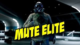 Rainbow Six Siege Mute Elite Victory Animation Dokkaebi Vigil season pass skin