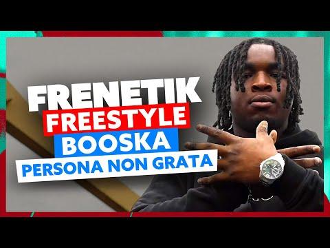 Youtube: Frenetik | Freestyle Booska Persona Non Grata