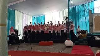 Dzikr Ar-Rahman - Bahana Swara Qomaruddin  (Paduan Suara YPPQ)