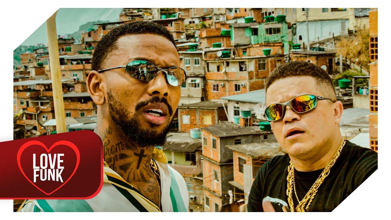 Nego do Borel e MC Menor do Chapa - Amigo Falso (Vídeo Clipe Oficial) Prod. JR ON