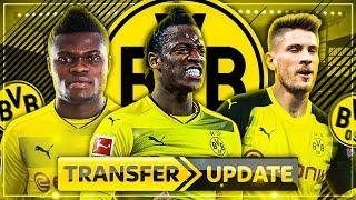 BATSHUAYI FEST VERPFLICHTET!?? 😍🔥 3 INTERESSANTE TRANSFERS!!! 🤔 - FIFA 18 Dortmund Karriere #3